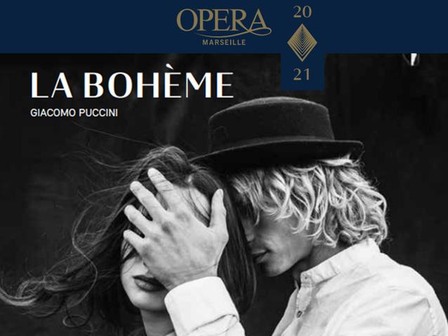 TOUS EN SONS! ÀL'OPÉRA DE MARSEILLE | Visite de l'Opéra et répétition de «La bohème»