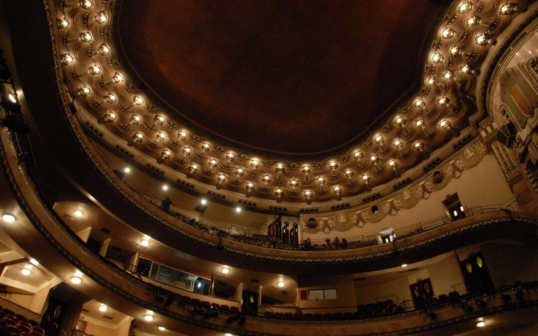 TOUS EN SONS! ÀL'OPÉRA DE MARSEILLE | Visite de l'opéra et concert pédagogique