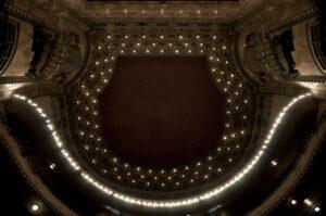 Visite de l'Opéra de Marseille